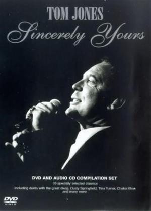 Rent Tom Jones: Sincerely Yours Online DVD Rental
