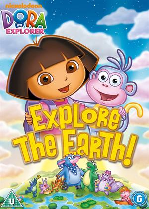 Dora the Explorer: Dora Explore the Earth Online DVD Rental