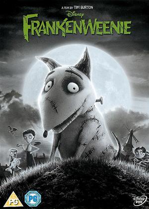 Frankenweenie Online DVD Rental