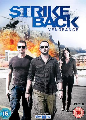 Strike Back: Series 3 Online DVD Rental