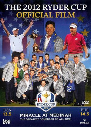 Rent The 2012 Ryder Cup: Official Film Online DVD Rental