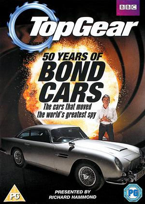 Top Gear: 50 Years of Bond Cars Online DVD Rental