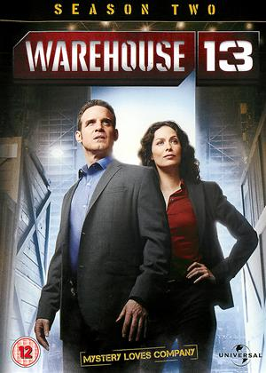 Warehouse 13: Series 2 Online DVD Rental