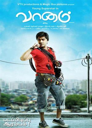 Rent Sky (aka Vaanam) Online DVD Rental
