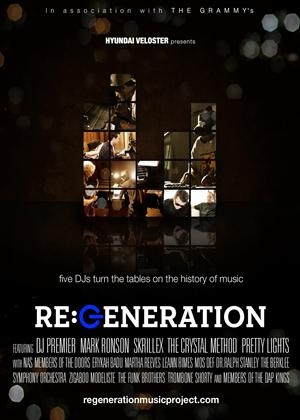 Re:Generation Music Project Online DVD Rental