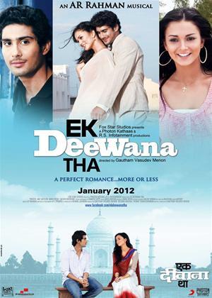 Ekk Deewana Tha Online DVD Rental