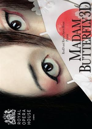 Madam Butterfly: Royal Opera House Online DVD Rental