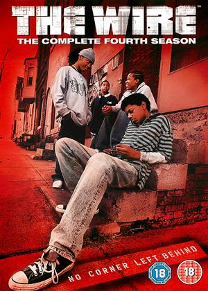 The Wire: Series 4 Online DVD Rental