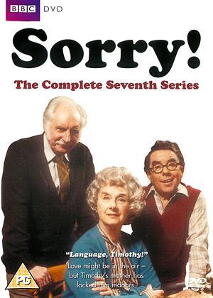 Rent Sorry!: Series 7 Online DVD Rental
