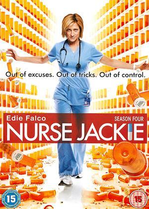 Nurse Jackie: Series 4 Online DVD Rental