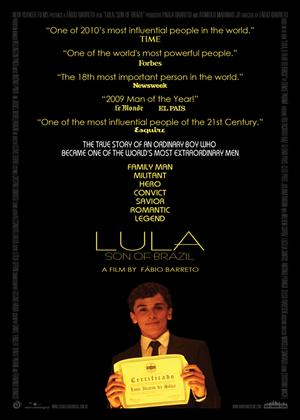 Lula, Son of Brazil Online DVD Rental