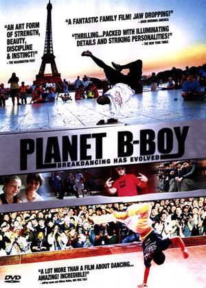 Planet B-boy Online DVD Rental
