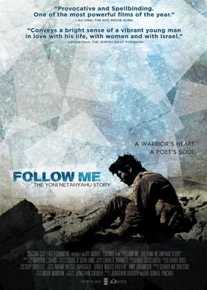 Rent Follow Me: The Yoni Netanyahu Story Online DVD Rental