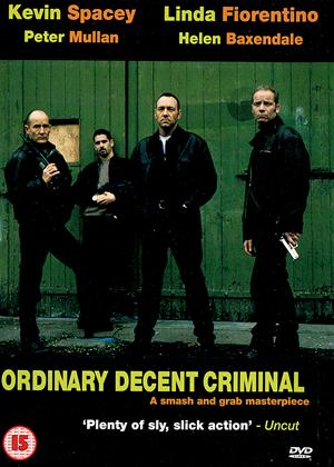 Ordinary Decent Criminal Online DVD Rental