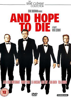 And Hope to Die Online DVD Rental