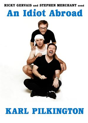 An Idiot Abroad Online DVD Rental