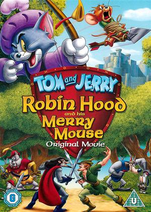 Rent Tom and Jerry: Robin Hood and His Merry Mouse Online DVD Rental