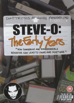 Steve-O: The Early Years Online DVD Rental