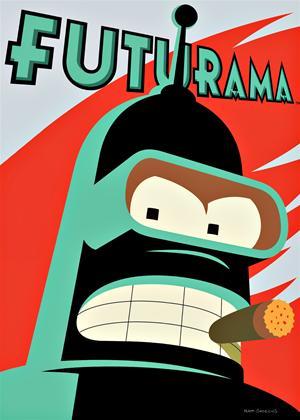 Futurama Online DVD Rental