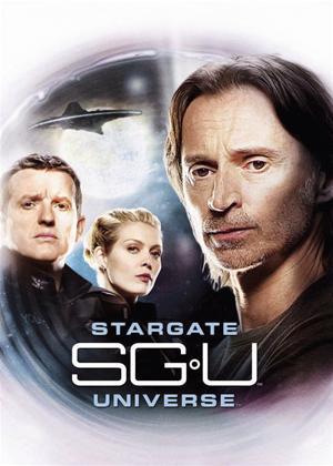 Stargate Universe Online DVD Rental