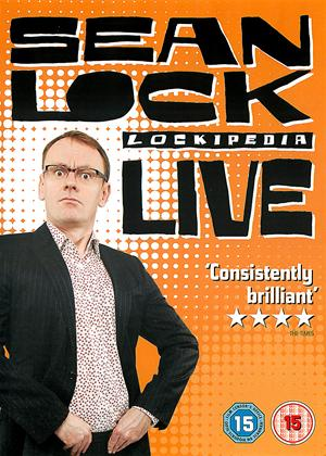 Sean Lock: Lockipedia Live Online DVD Rental