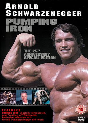 Pumping Iron Online DVD Rental