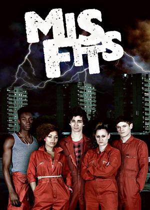 Misfits Online DVD Rental