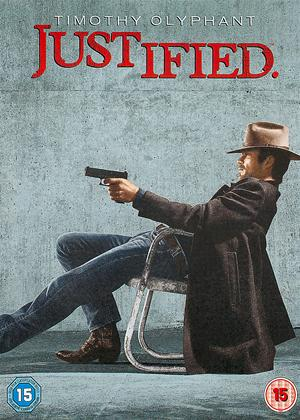 Justified: Series 3 Online DVD Rental