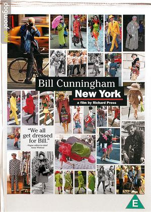 Bill Cunningham New York Online DVD Rental