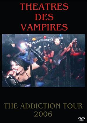 Theatres Des Vampires: Addiction Tour 2006 Online DVD Rental