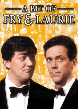 A Bit of Fry and Laurie Online DVD Rental