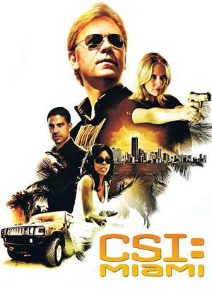 CSI Miami Online DVD Rental