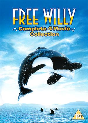 Free Willy 2: The Adventure Home Online DVD Rental