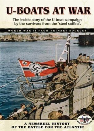 Rent U-boats at War Online DVD Rental