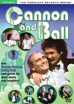 Rent Cannon and Ball: Series 7 Online DVD Rental