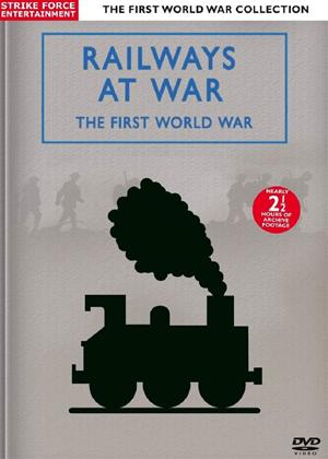 Rent Railways at War: The First World War Online DVD Rental