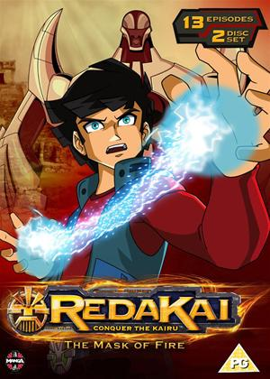 Rent Redakai: Conquer the Kairu: The Mask of Fire Online DVD Rental
