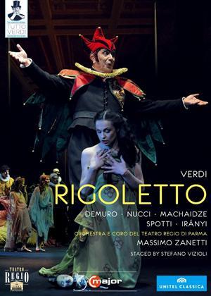 Rent Rigoletto: Teatro Regio Di Parma (Zanetti) Online DVD Rental
