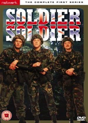 Soldier, Soldier: Series 1 Online DVD Rental