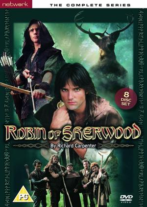Robin of Sherwood: Series Online DVD Rental