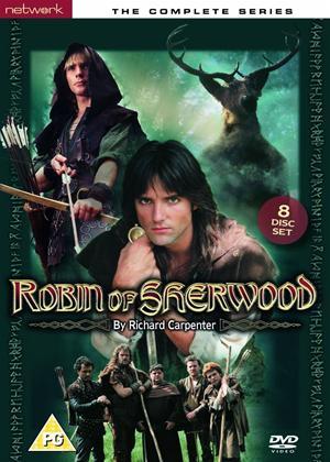 Rent Robin of Sherwood: Series Online DVD Rental