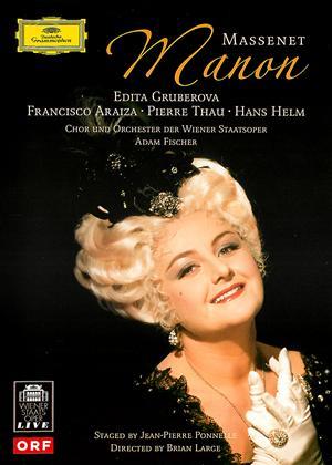 Rent Manon: The Vienna State Opera (Fisher) Online DVD Rental