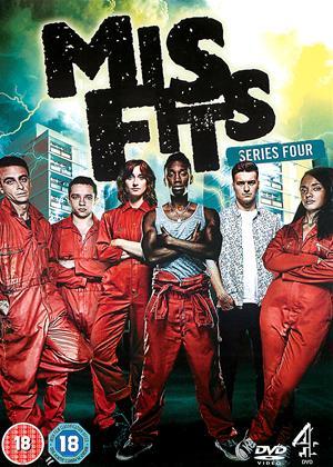 Misfits: Series 4 Online DVD Rental