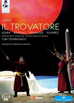 Rent Il Trovatore: Teatro Regio Di Parma (Temirkanov) Online DVD Rental