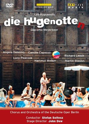 Rent Les Huguenots: Deutsche Oper Berlin (Soltesz) Online DVD Rental