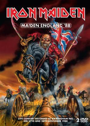 Iron Maiden: Maiden England Online DVD Rental