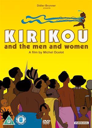Kirikou and the Men and Women Online DVD Rental
