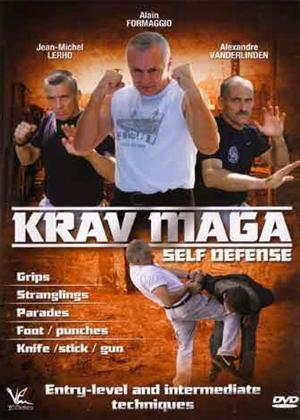 Rent Krav Maga: Entry Level and Intermediate Techniques Online DVD Rental