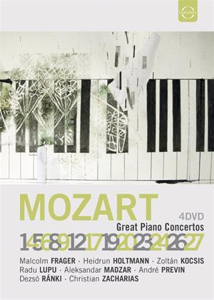 Rent Mozart: Great Piano Concertos Online DVD Rental