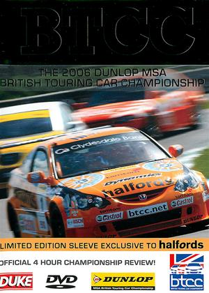 British Touring Car Championship: Review - 2006 Online DVD Rental